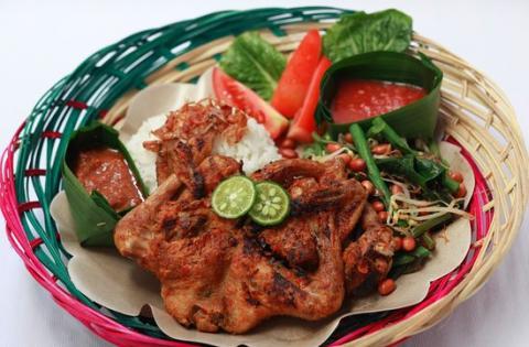 Sejarah Ayam Taliwang Dinas Perindustrian Provinsi Ntb