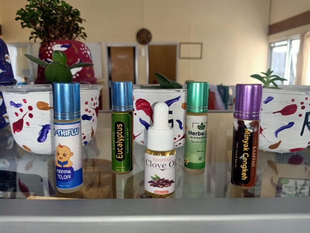 Foto produk IKM dari minyak cengkeh