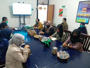 Kursus Singkat Managemen Konten Oleh Mas Aan (Suara NTB)