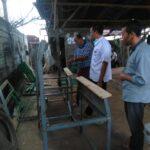 Geliat Industri Logam dan Mesin Binaan Disperindag Lombok Barat