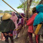 Diskusi dengan Petani Tebu di Dompu, Nuryanti Dorong Keterlibatan dan Keaktifan Masyarakat