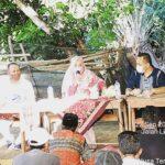 Nuryanti Dorong Munculnya Industri Kerajinan Kulit di Kabupaten Bima