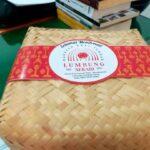 Besek Cantik Pembungkus Konsumsi : Kolaborasi IKM NTB
