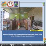 Sinergitas Disperin Prov. NTB dengan Disperin Kabupaten Lombok Timur terkait IKM Olahan Rumput Laut di Jerowaru
