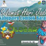 Dirgahayu Kabupaten Lombok Barat Ke-63