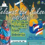Selamat Hari Lahir Pergerakan Mahasiswa Islam Indonesia Ke-61