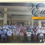 Silaturahmi Keluarga Besar Disperin NTB Di Penghujung Ramadhan 1422 H