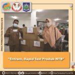 Entram, Rapid Test Produk NTB