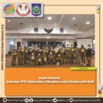 Rapim Pertama, Gubernur NTB: Silaturrahim Dikuatkan untuk Kinerja Lebih Baik