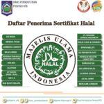 """Sertifikat Halal Untuk IKM NTB"""