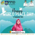 Selamat Hari Perdamaian Internasional